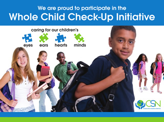 Whole Child Check-Up Initiative